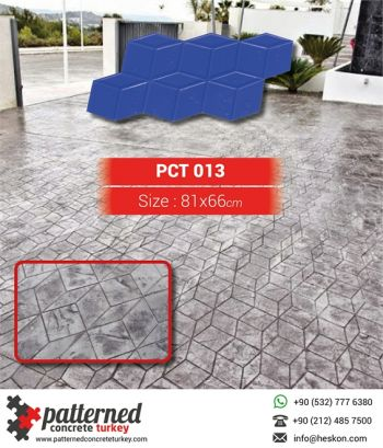 013 2d Patterned Printed Concrete